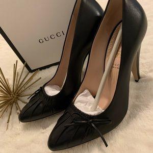 Excellent Condition Gucci Black Heels